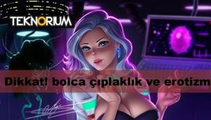 Subverse erotizm temalı oyun, Steam'de çok satanlar listesinde