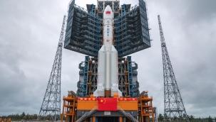 Çin'in başbelası roketi sonunda Dünya'ya düştü