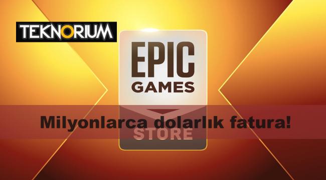Epic Games ücretsiz oyun kampanyaları için ne kadar ödedi? İşte, tüm liste