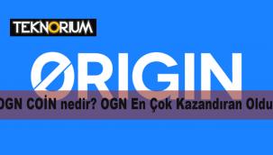 Origin Protocol (OGN) coin nedir? 26 Mayıs OGN en çok kazandıran coin oldu!